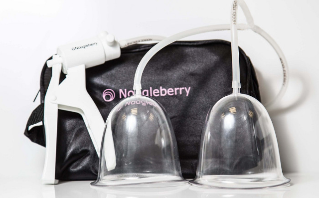 Noogleberry Medium Breast Cup System