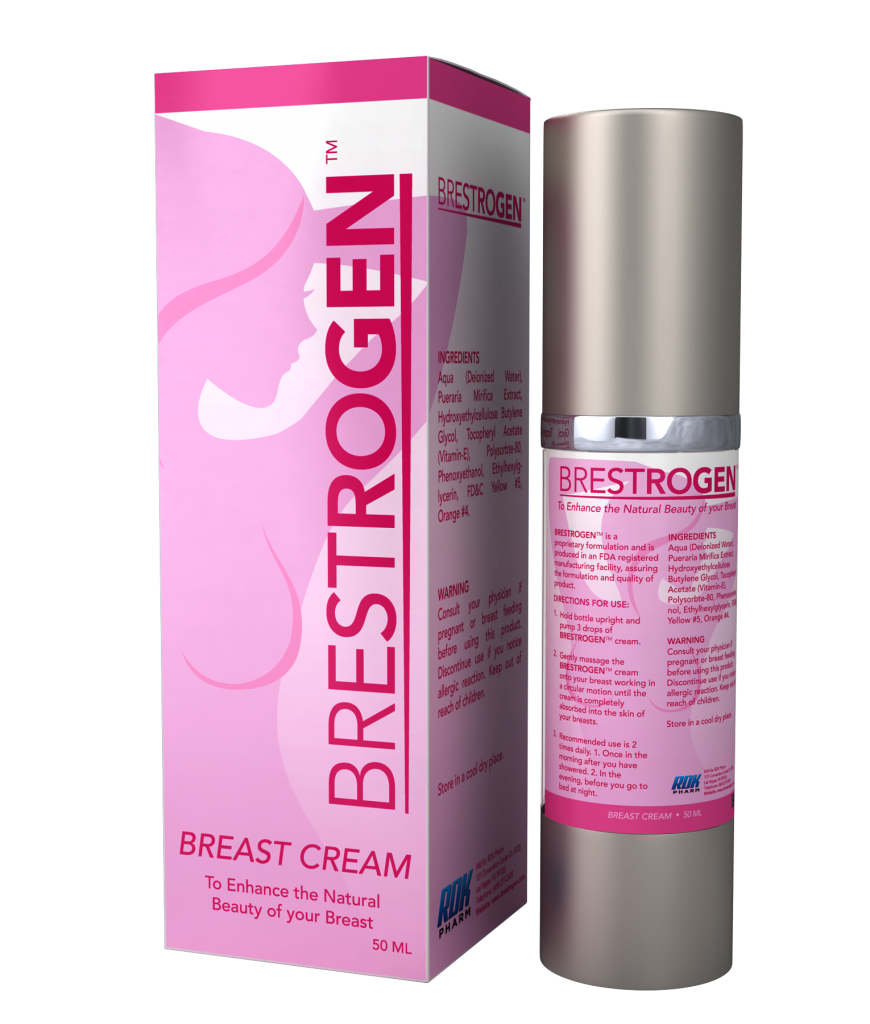 Brestrogen Review for Larger Breasts