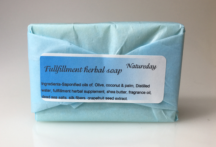 Natureday Breast Enhancement Soap
